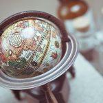 今日のおすすめアイテムは「世界地図」!? 広い視野を手に入れるために!!