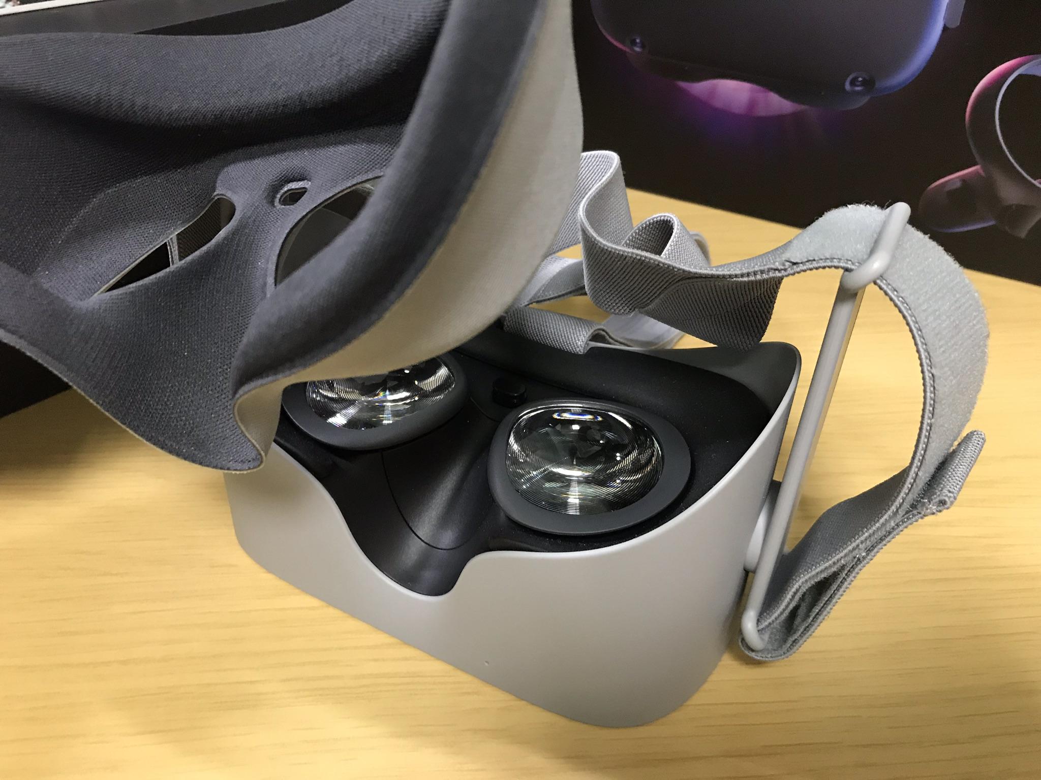 Oculus Goはピント調整不可? 至近距離がぼやけ見えづらい、近くに焦点が合わない!?