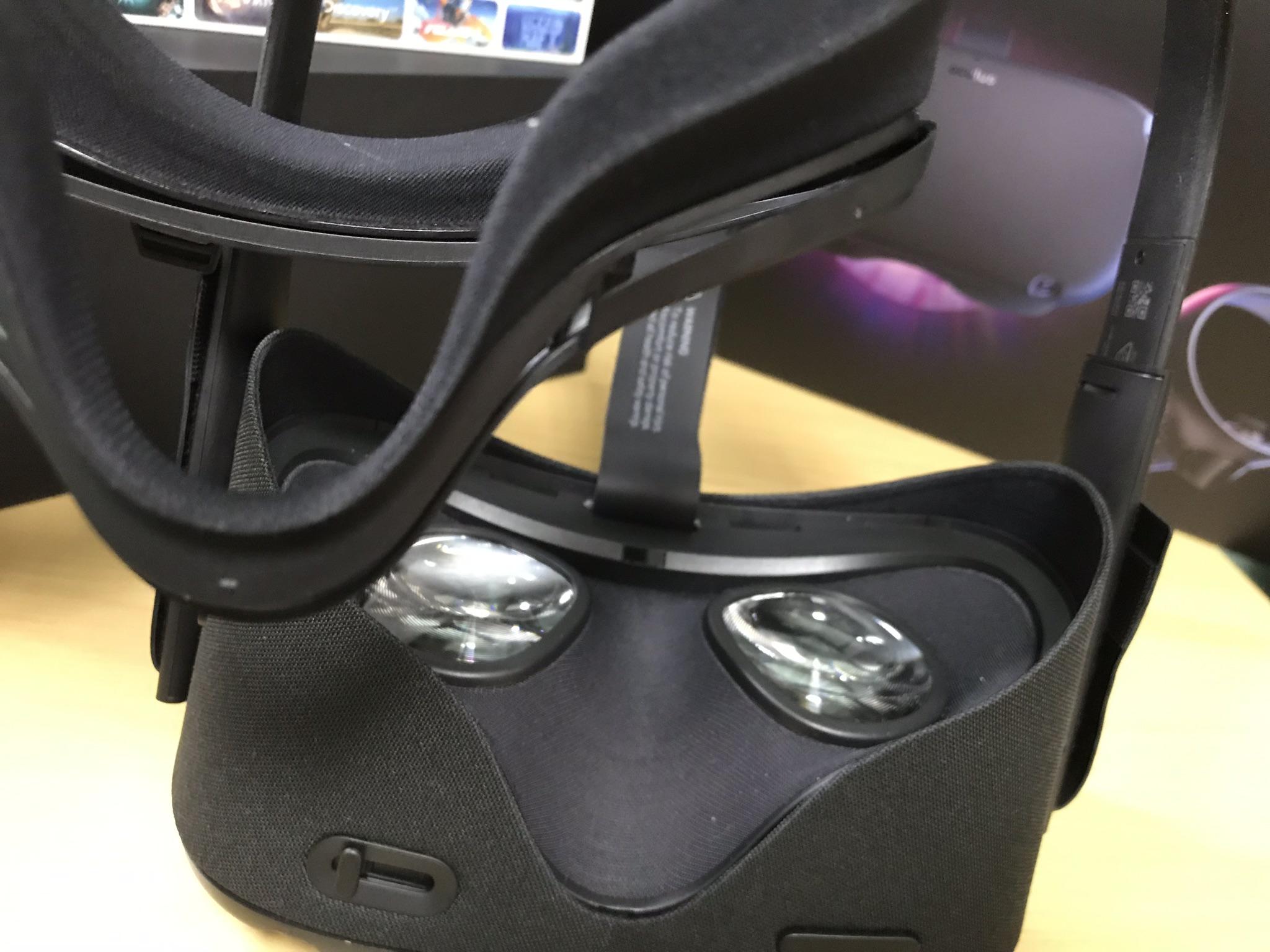 Oculus Quest 運動不足解消になるVRゲーム!! 汗対策でVRゴーグルの汚れ防止