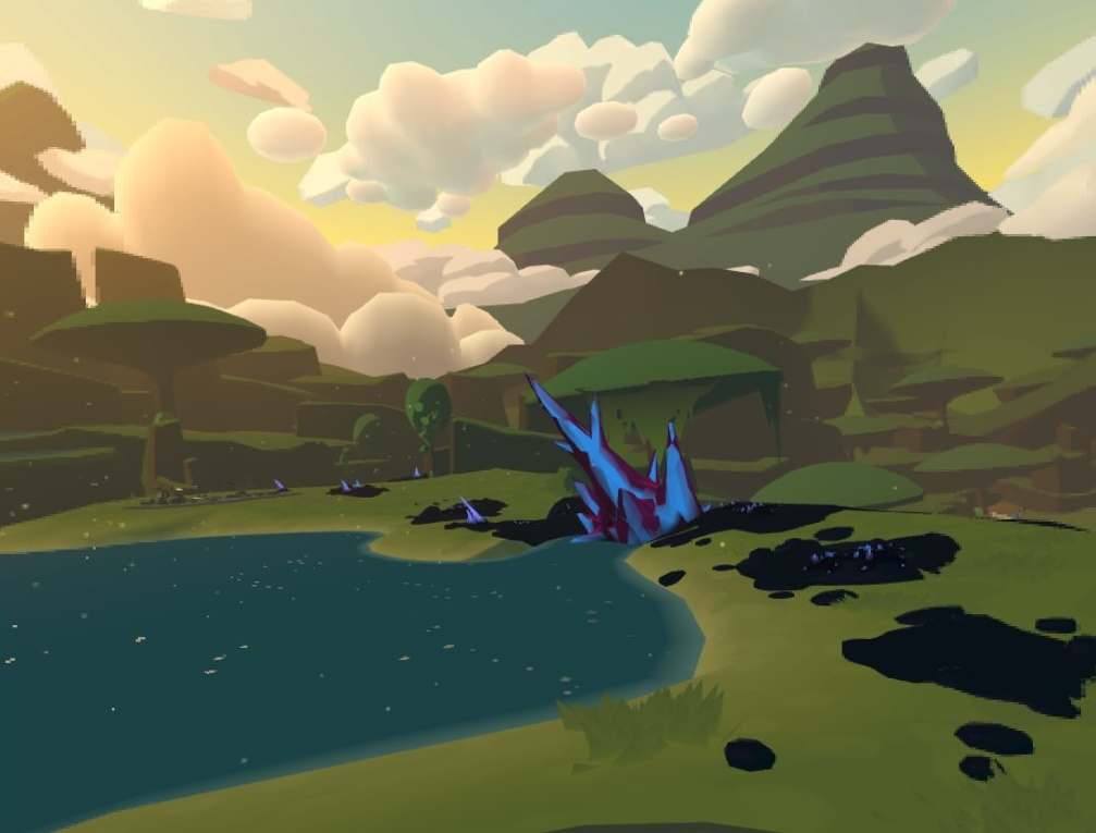 「Journey of the Gods」が面白い!! Oculus Questの日本語対応ゲーム!!