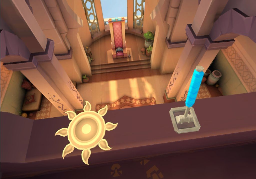 Oculus Quest 「ShadowPoint」攻略② 女王登場だけど? 宮殿は謎が多い
