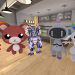 Oculus Go/Questの日本製ソーシャルVR ambr(アンバー)オープンはいつ?ハードは?