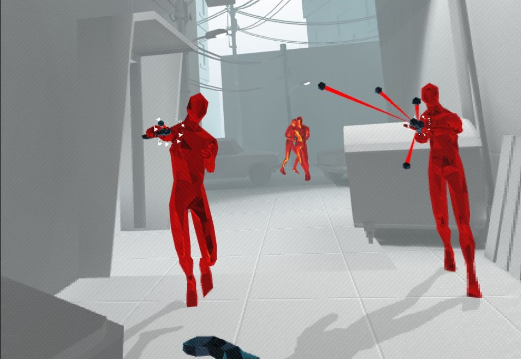 Oculus Quest版が面白い!! 人気のSUPERHOT VRはどんなゲーム?日本語対応で初心者にも