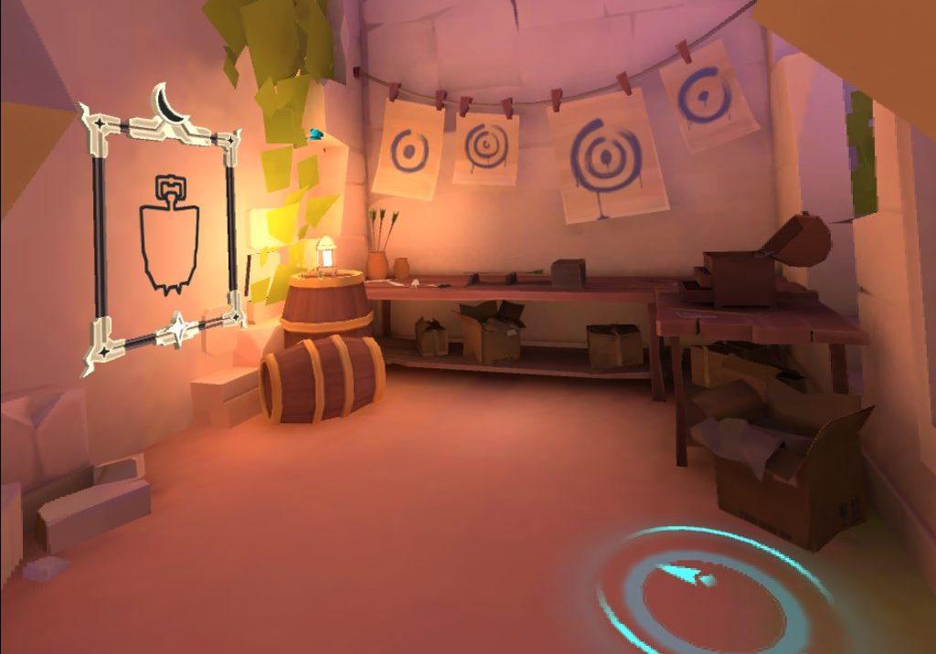 Oculus Quest 「ShadowPoint」攻略⑤ 恐竜(ドラゴン?)の上あごが大活躍