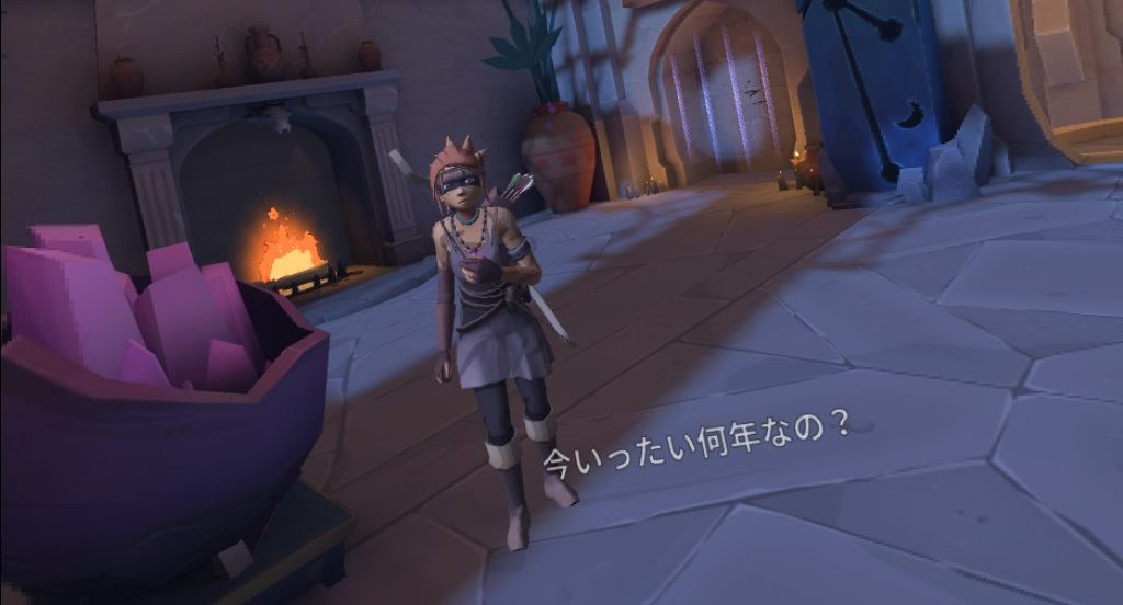 Oculus Quest 「ShadowPoint」攻略⑥ ローナ再登場!! ステージごとに時間の経過が違う!?