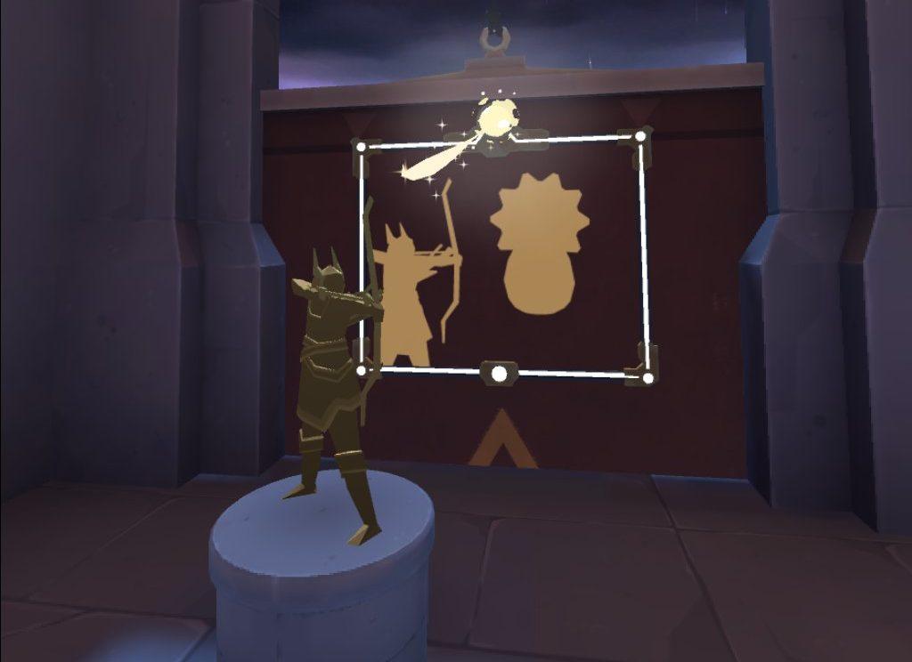Oculus Quest 「ShadowPoint」攻略⑦ ラビリンスでパイナップルの顏を探す